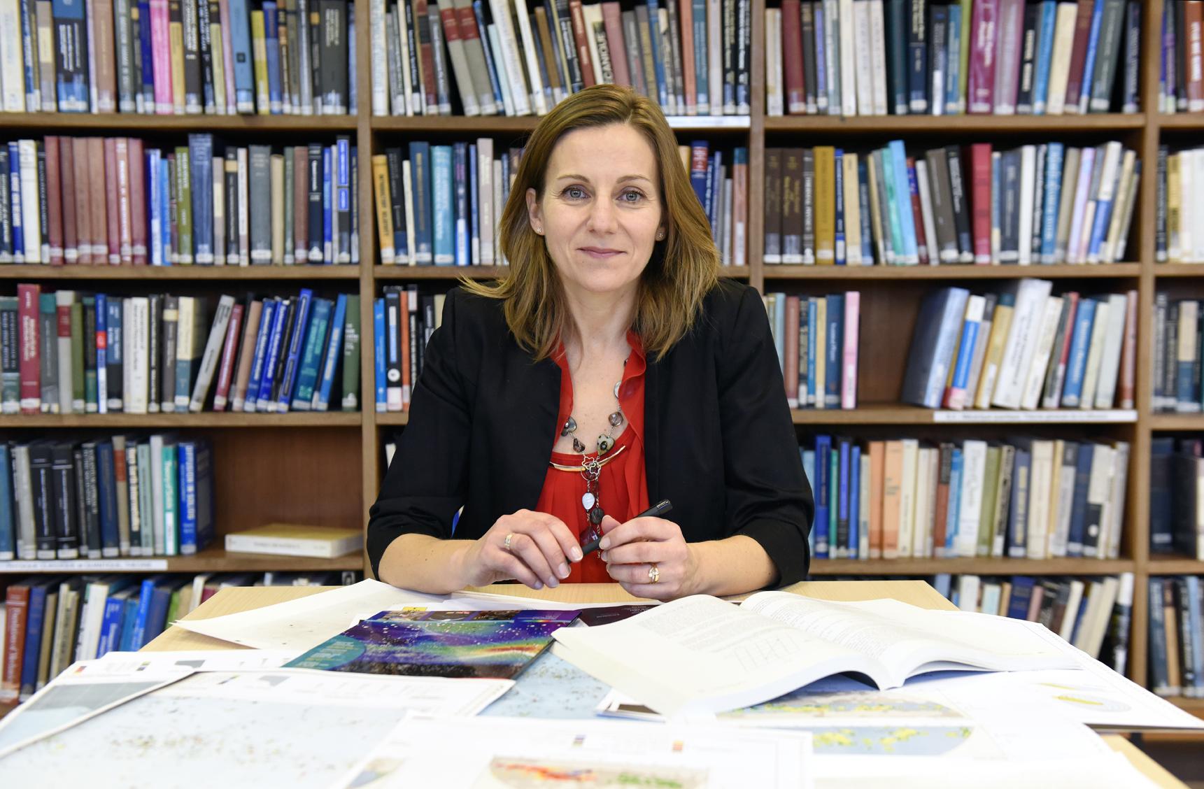 Hélène Courtois - Crédit photo : Marion Parent.